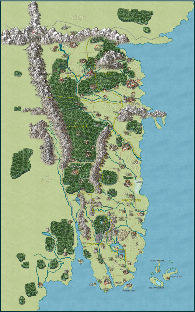 Albion 1116